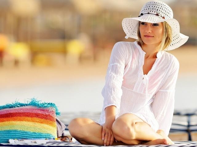 Папка «Фото», Готовимся к жаре-10 способов охлаждения дома – правильная одежда.