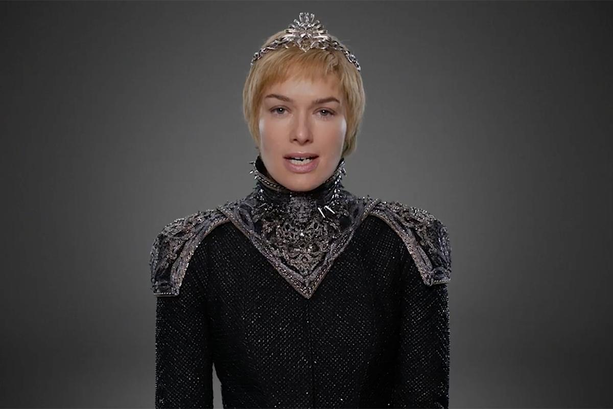 Папка «Фото», Куда катится Вестерос - разбор второй серии «Игры престолов» – Серсея.