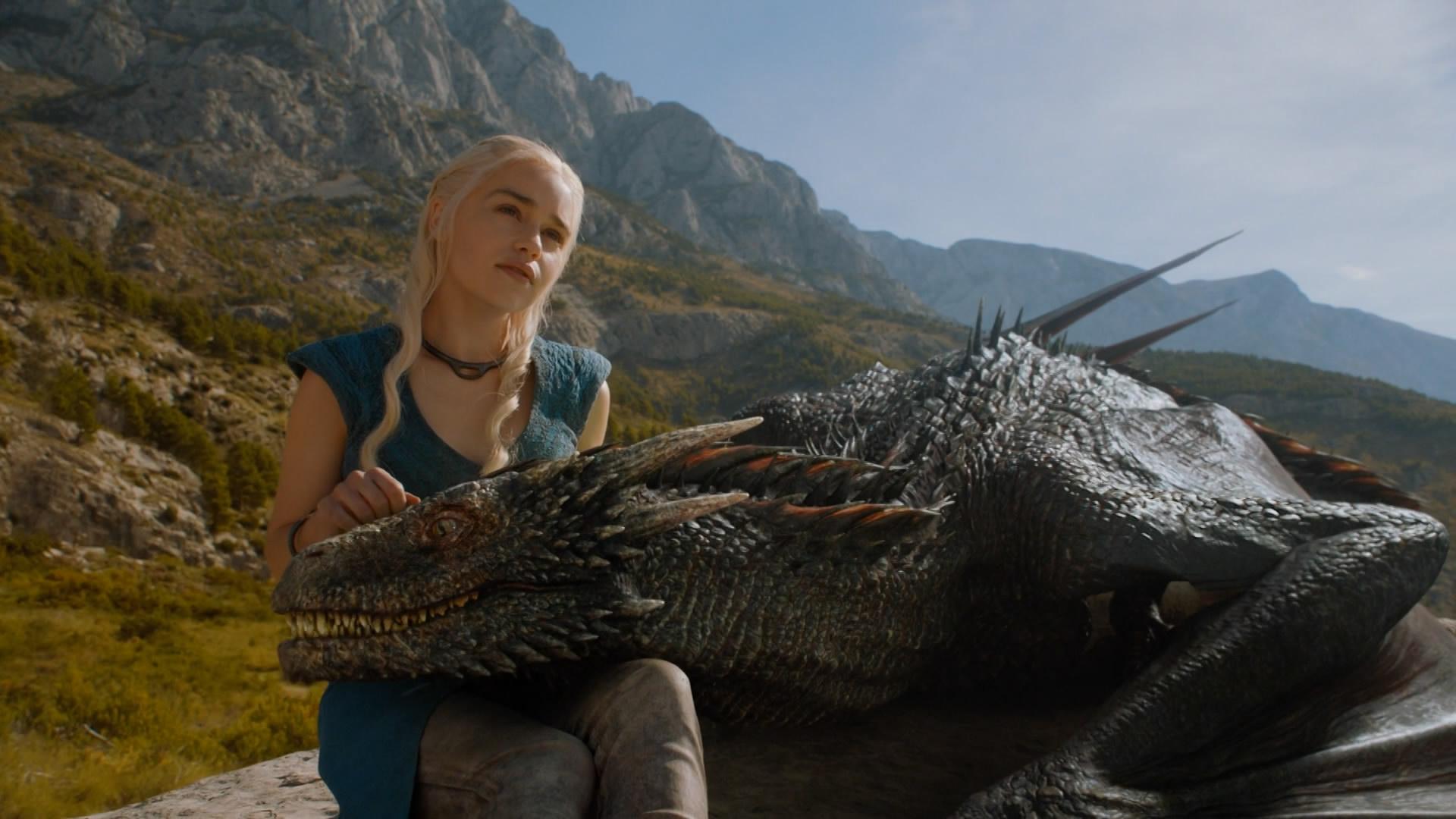 Папка «Фото», Куда катится Вестерос - разбор второй серии «Игры престолов» – драконы.