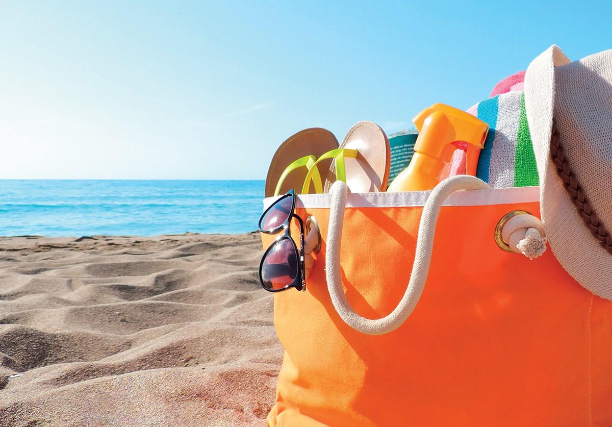 пляжная экипировка