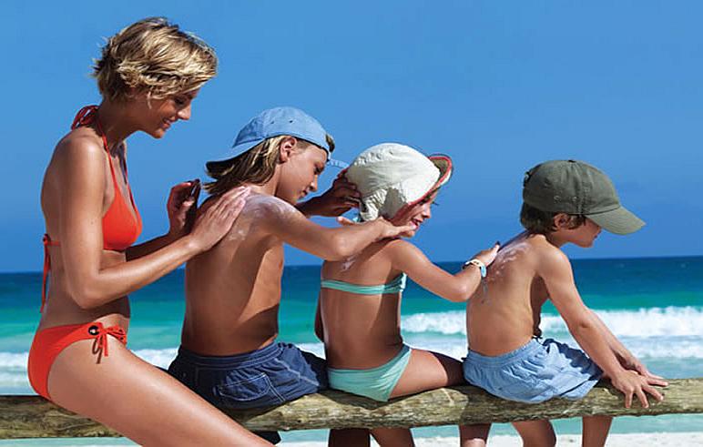 Папка «Фото», Смуглое лето- правила идеального загара – солнцезащитные средства.