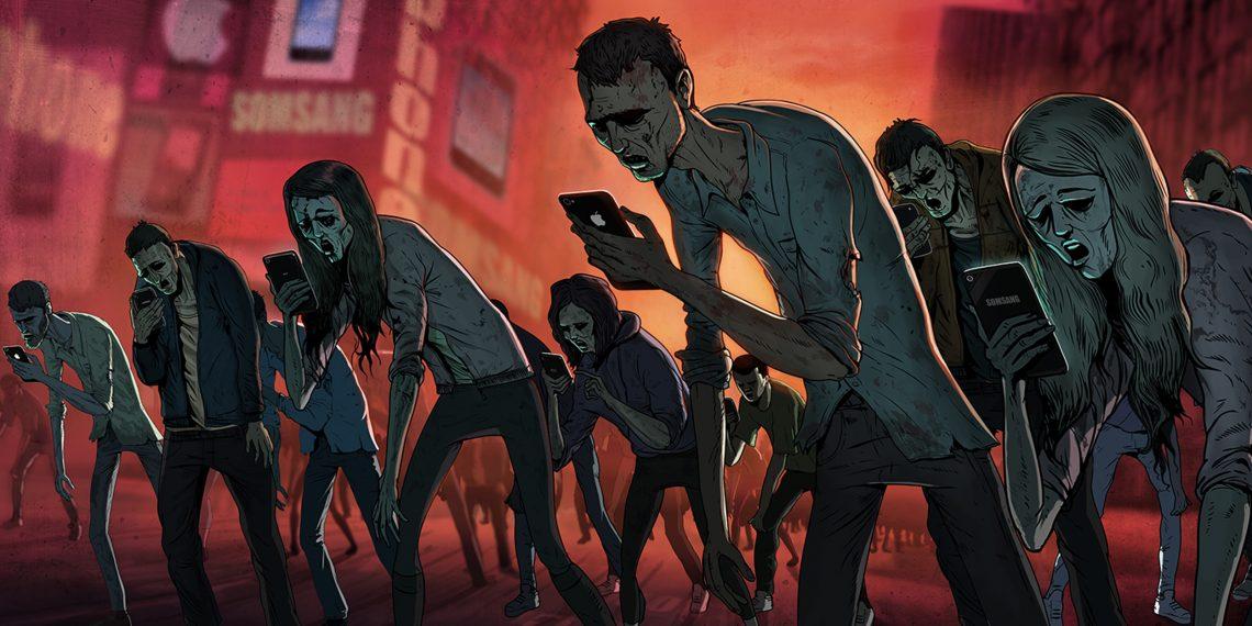 Папка «Фото», Цифровой детокс- боремся с зависимостью от смартфонов – номофобия.