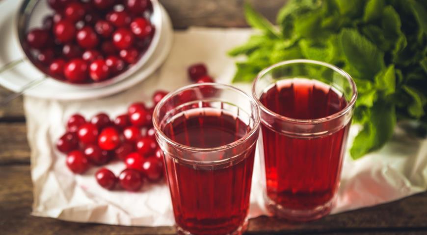 Папка «Фото», Все, что нужно знать о вреде и пользе любимых соков – вишневый сок.
