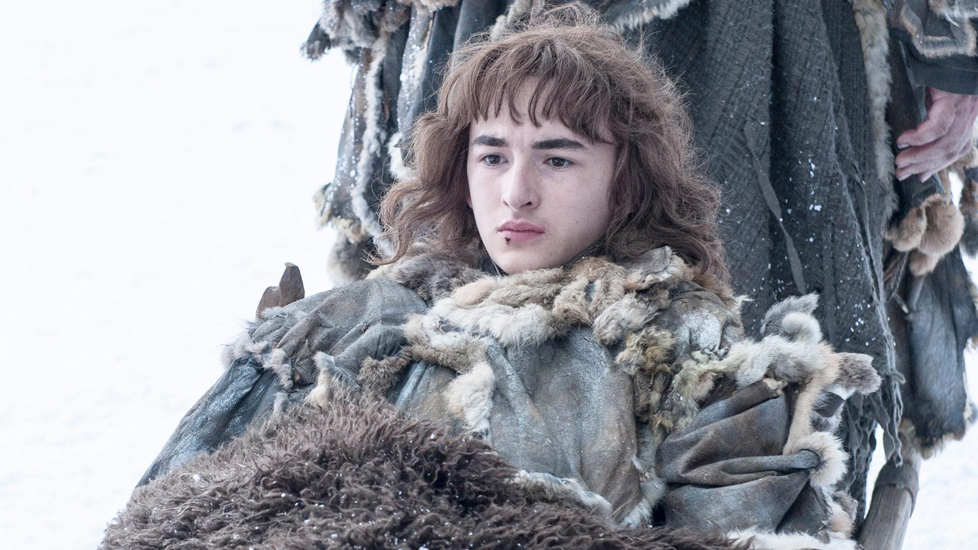 Папка «Фото», Зима пришла! Все, что нужно знать об Игре престолов – Бран.