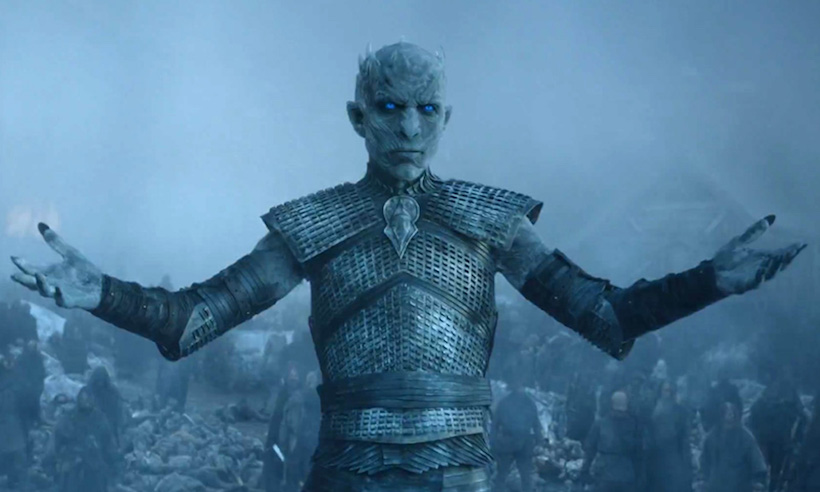Папка «Фото», Зима пришла! Все, что нужно знать об Игре престолов – Король Ночи.