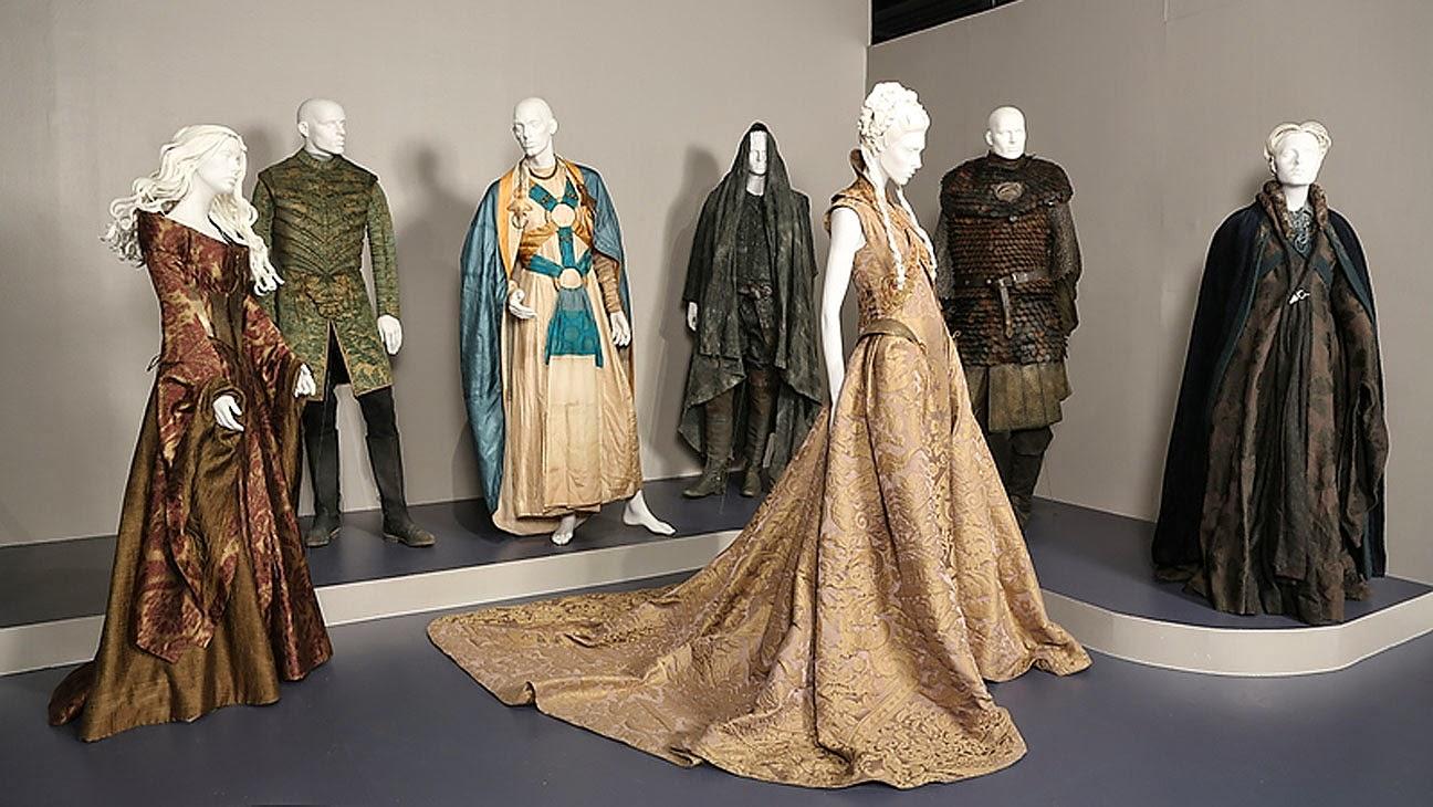 Папка «Фото», Зима пришла! Все, что нужно знать об Игре престолов – костюмы.