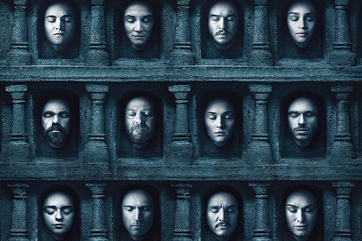 Папка «Фото», Зима пришла! Все, что нужно знать об Игре престолов – многоликий бог.