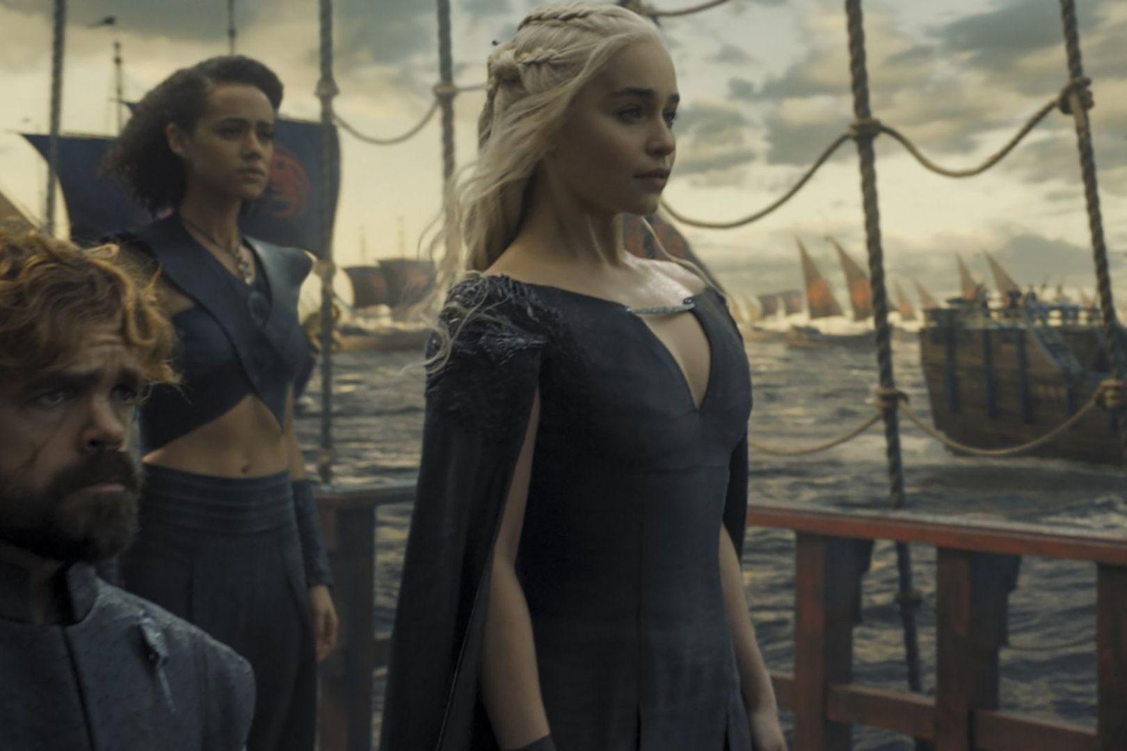 Папка «Фото», Зима пришла! Все, что нужно знать об Игре престолов – седьмой сезон.