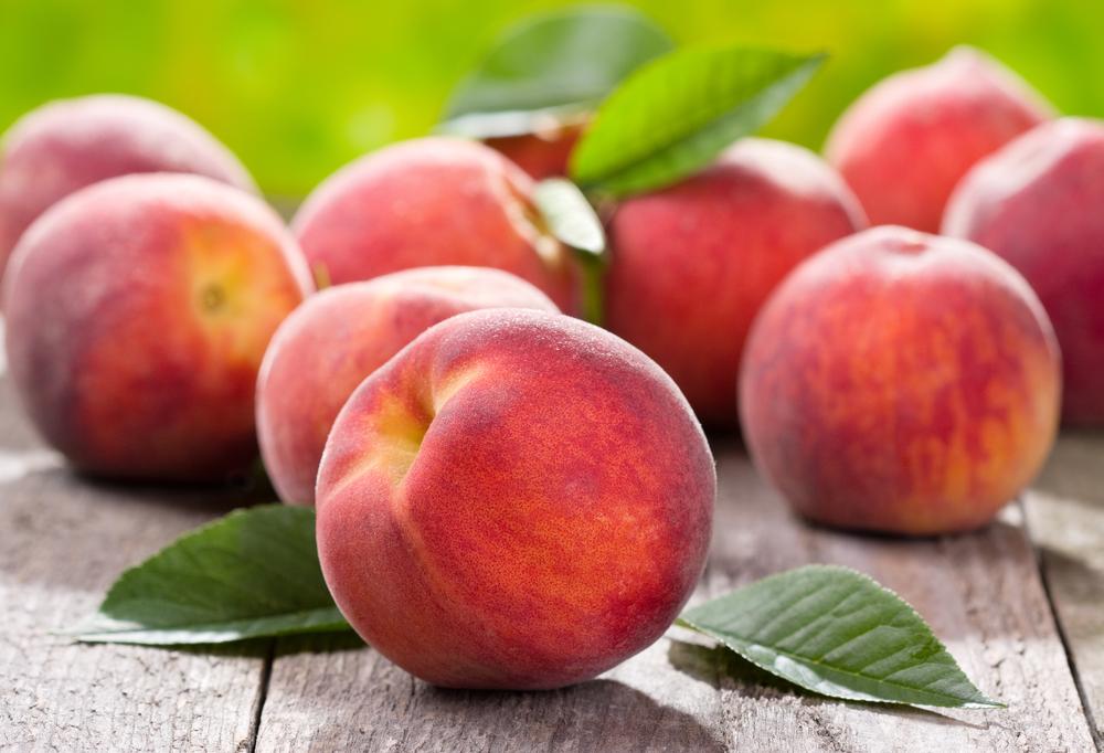 Персики-фото