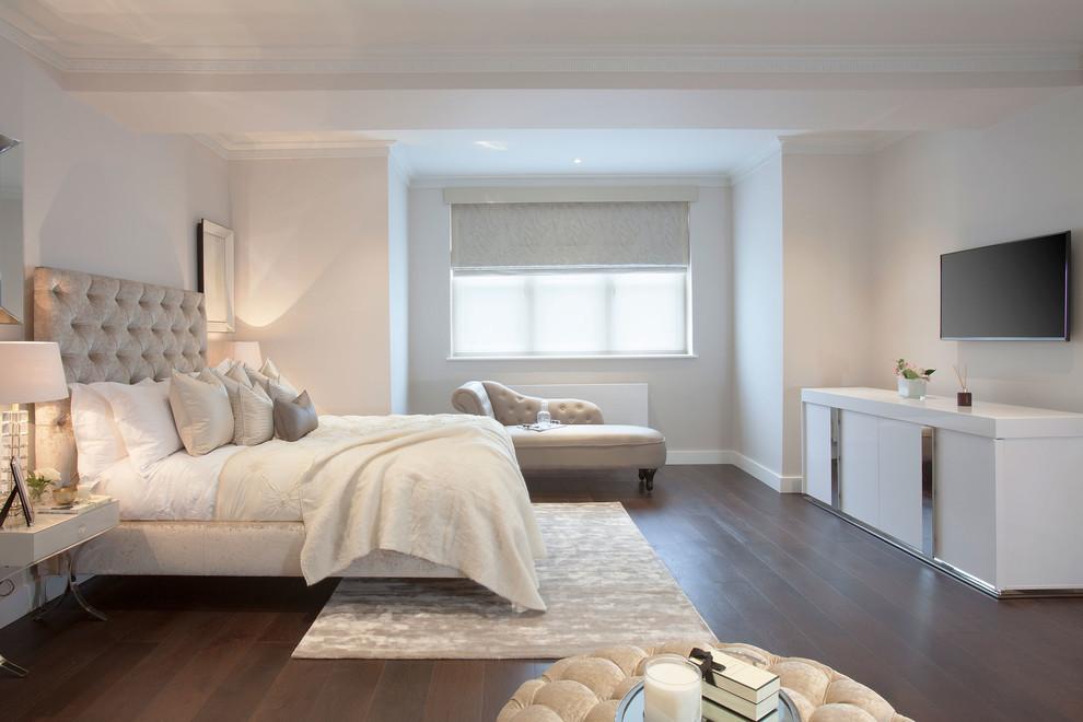 Порядок в спальне-что способствует здоровому сну