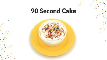 Приготувати тортик за 90 секунд Легко