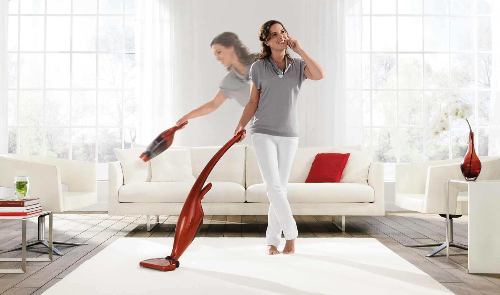 Щётки для пылесосов - уборка всюду