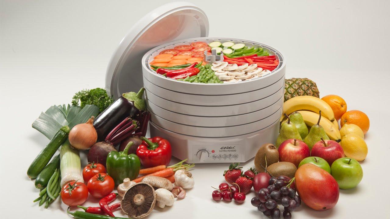Сушилка для овощей и фруктов-фото