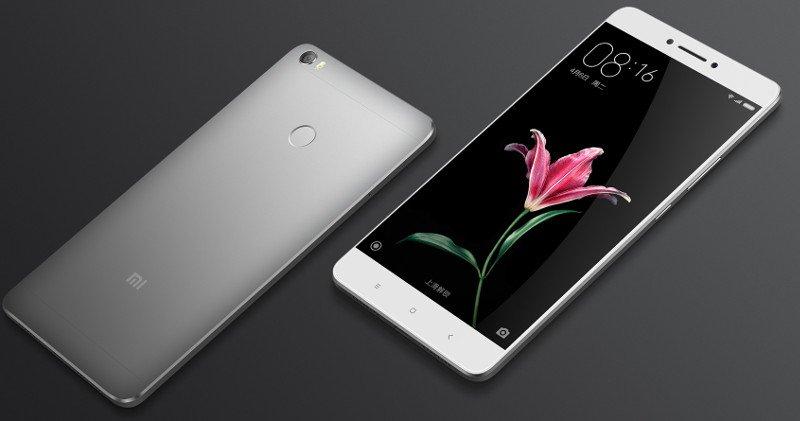Xiaomi Mi Max 2_обзор максимумов и минимумов смартфона - смартфон с двух сторон