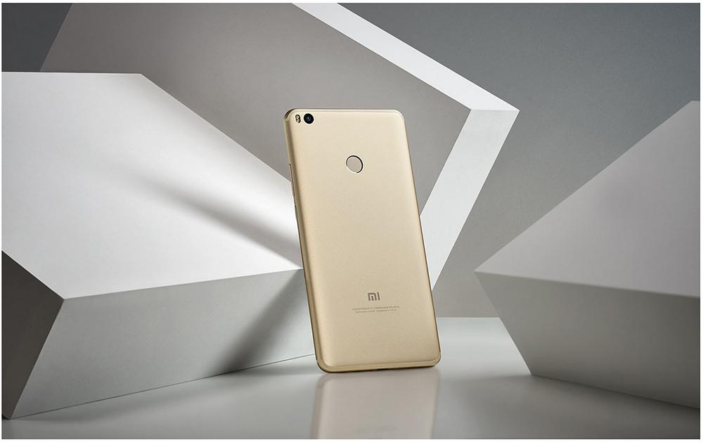 Xiaomi Mi Max 2_обзор максимумов и минимумов смартфона - задняя панель смартфона