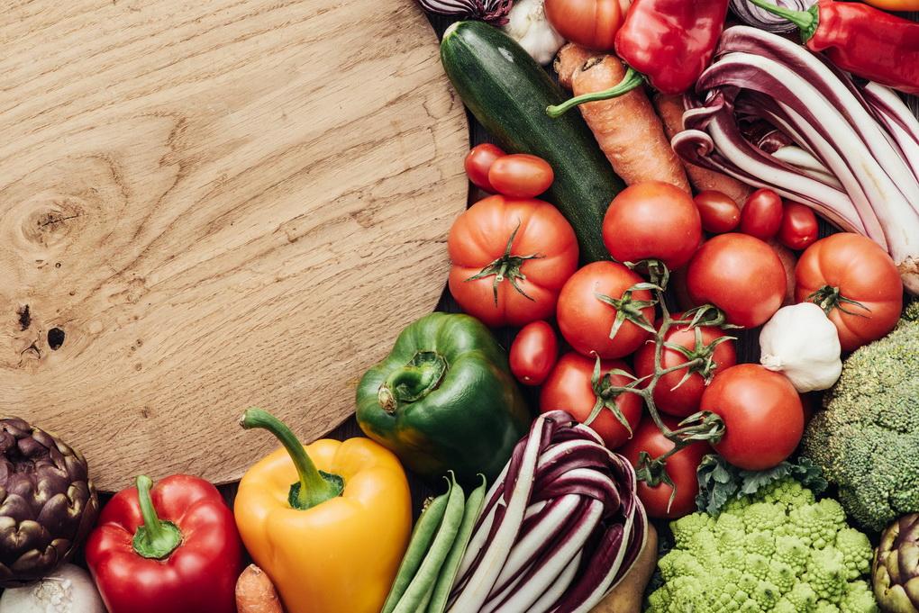 Замороженные овощи-урожай