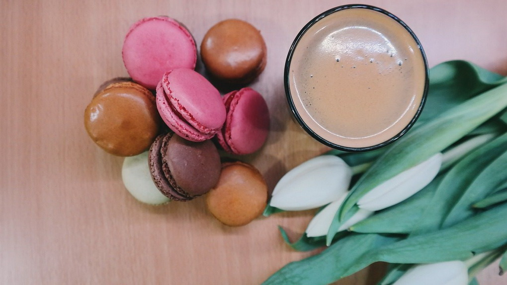 macaron-morning photo