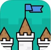 10 полезных iOS-приложений для школьников и студентов – Castle Quiz logo