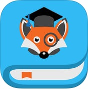 10 полезных iOS-приложений для школьников и студентов – Учебник по школьным предметам от Фоксфорд logo