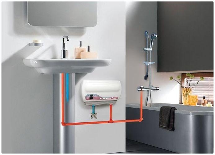 Что важно учесть при выборе бойлера - проточный водонагреватель