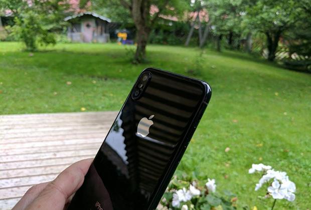 Gordon Kelly-фотографии iPhone 8 задняя панель 3