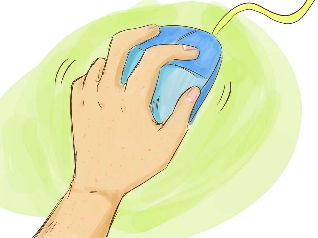 Использование левой руки-нейробика