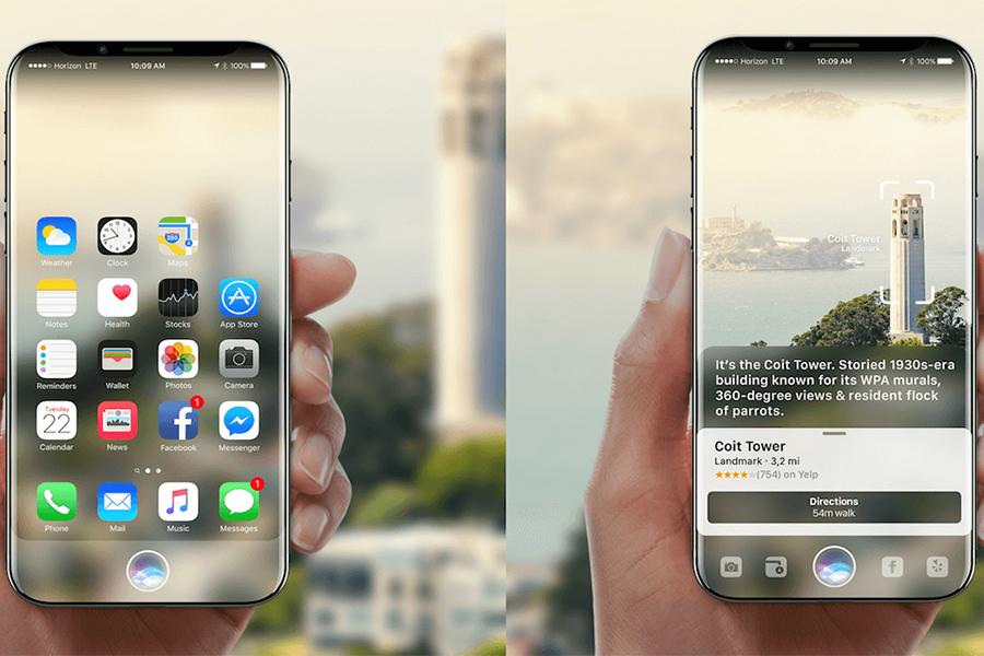 Каким будет новый Айфон-слухи
