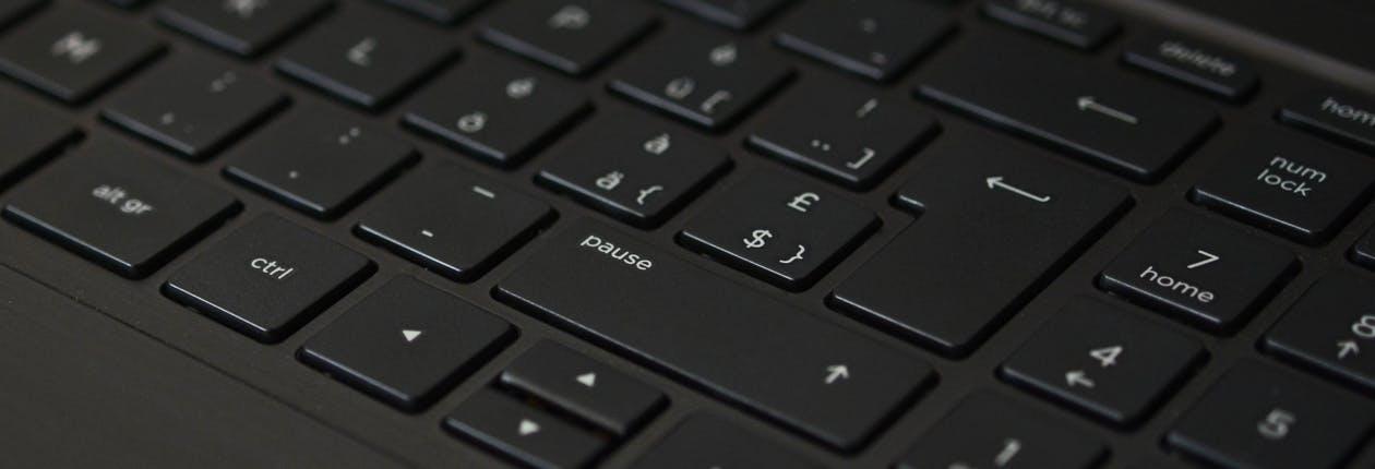 Компьютер в школу - клавиатура