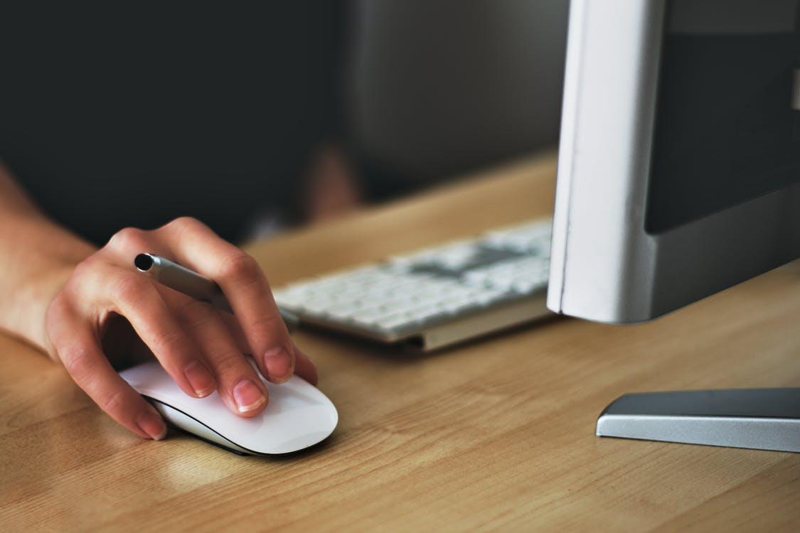 Компьютер в школу - пользуемся мышкой