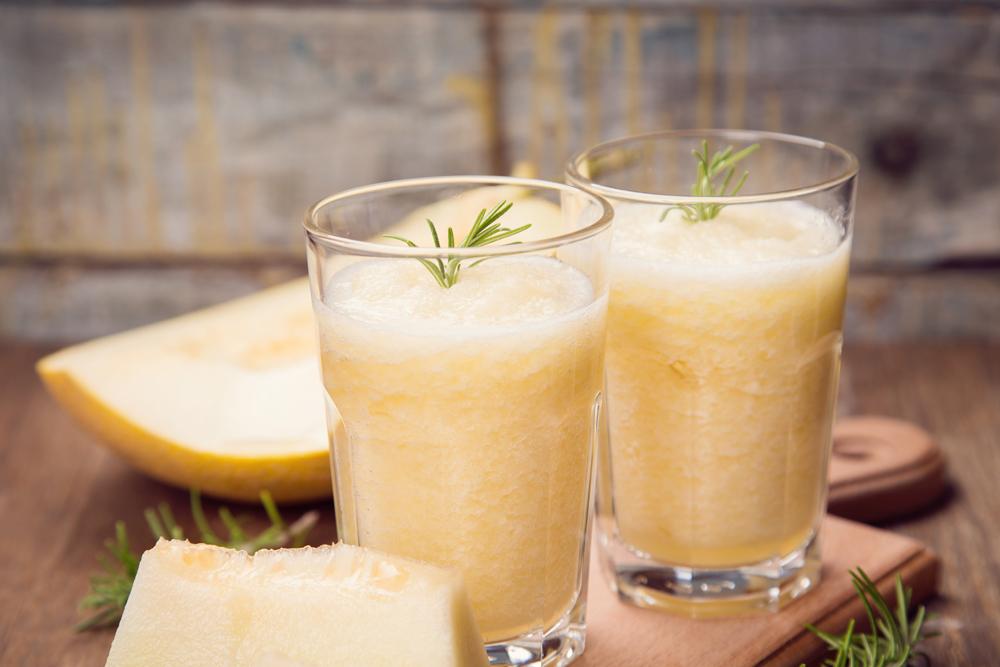 Лимонад с дыней-идеи вкусного лета