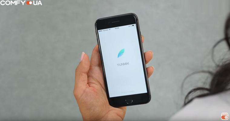 Мобильное приложение Yunmai Health