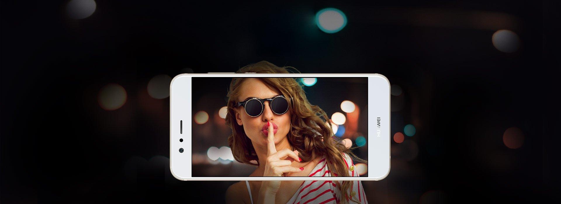 Обзор Huawei Nova 2 - фото со смартфона
