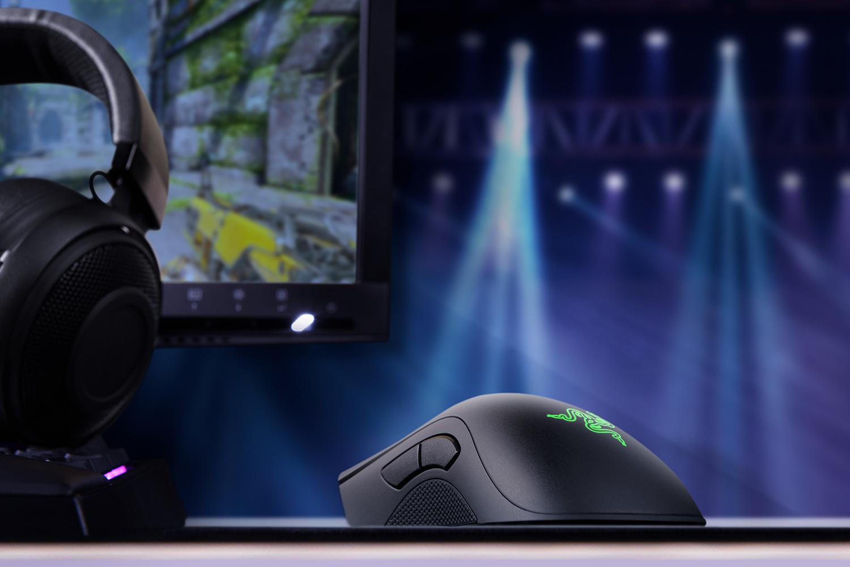 Папка «Фото», Игровая мышь - история, особенности и критерии выбора – Death Adder Elite.