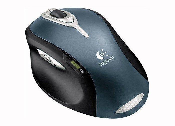 Папка «Фото», Игровая мышь - история, особенности и критерии выбора – Logitech MX100.