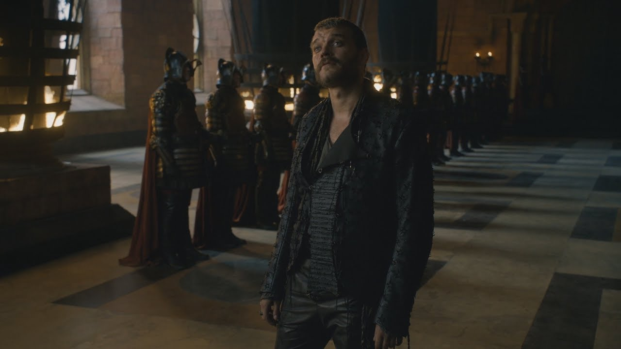 Папка «Фото», Свежие новости Вестероса обзор третьей серии «Игры престолов» – Эурон.