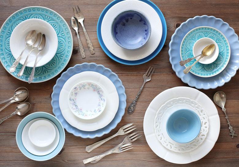 Посуда для ежедневной сервировки стола-выбор