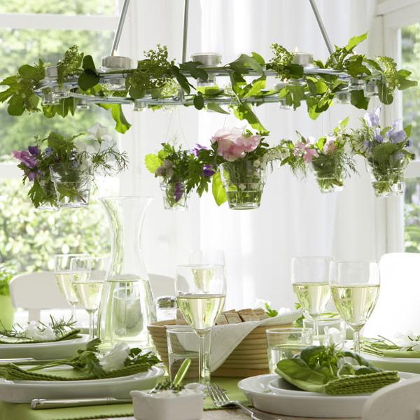 Пряные травы-подвесной декор