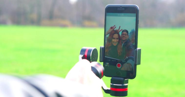 Стабілізатор для зйомок на камеру вашого мобільного