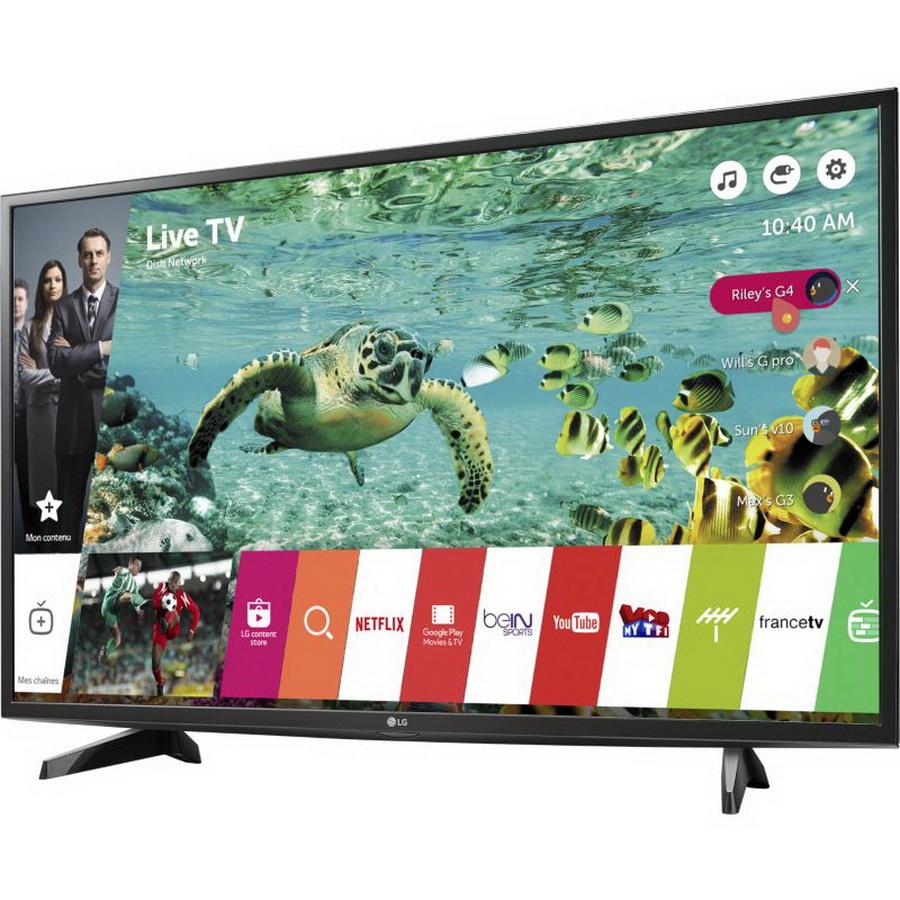 Топ5 телевизоров лета 2017 - телевизор LG со смартом