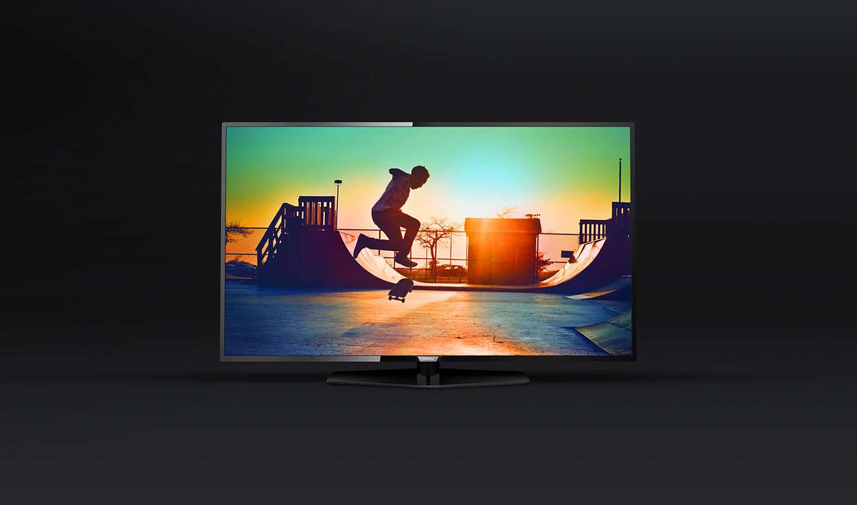 Топ5 телевизоров лета 2017 - телевизор Philips