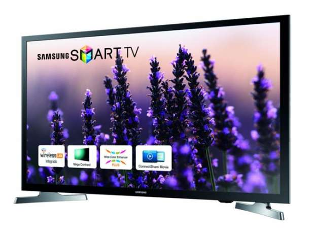 Топ5 телевизоров лета 2017 - телевизор Samsung 32