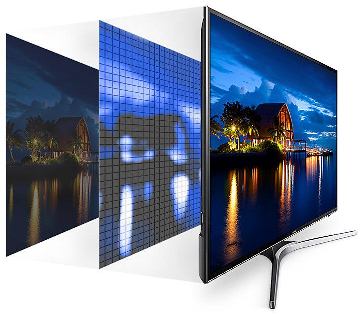 Топ5 телевизоров лета 2017 - телевизор Samsung 40 ultra hd