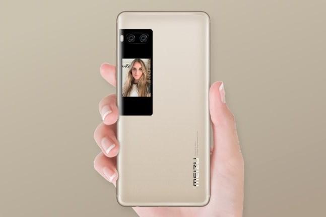 Видео смартфона-флагмана от Meizu создало ажиотаж - селфи на основной камере