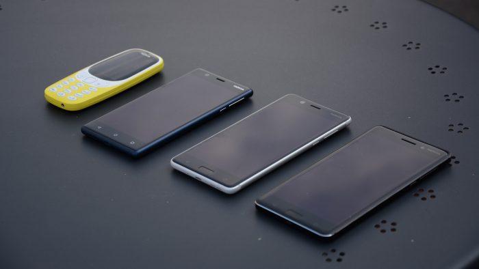 Возвращение смартфонов Nokia_обзор Nokia 3 и Nokia 5 - гаджеты Nokia