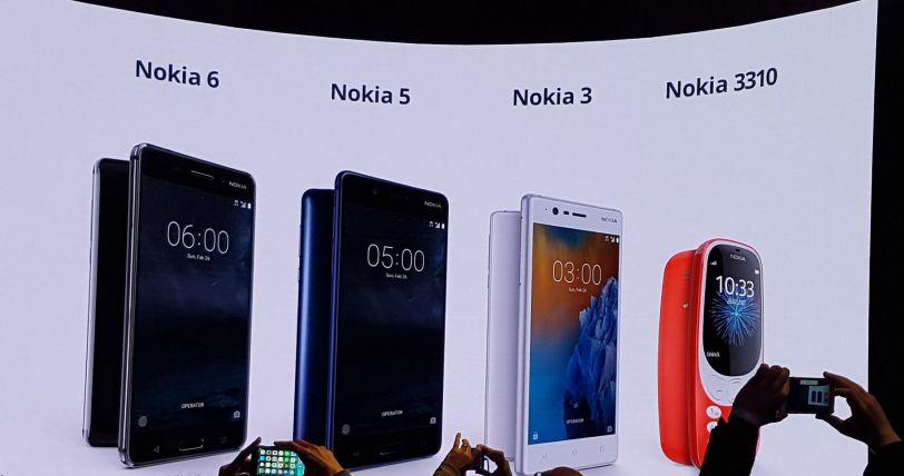 Возвращение смартфонов Nokia_обзор Nokia 3 и Nokia 5 - промо Nokia