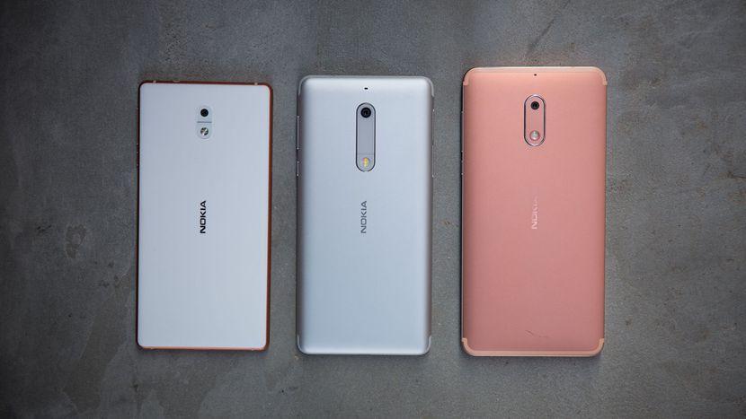 Возвращение смартфонов Nokia_обзор Nokia 3 и Nokia 5 - смартфоны Nokia