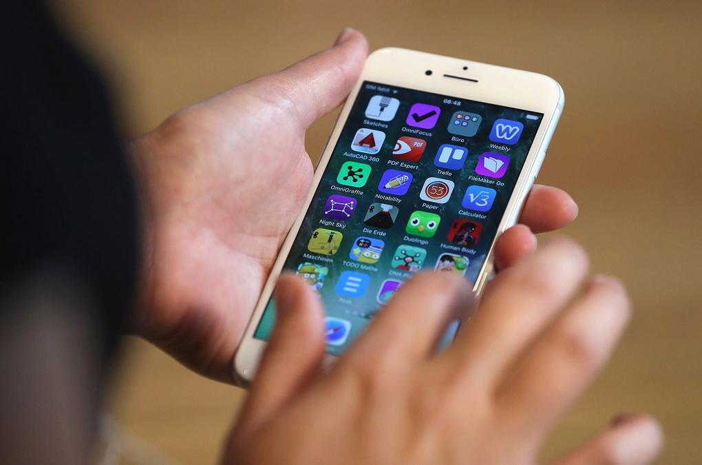 iPhone 8-iOS 11