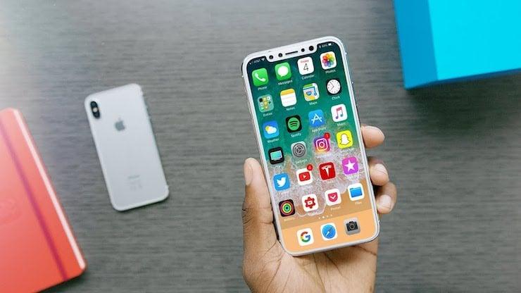 iPhone 8-как смартфон будет выглядеть фото 1