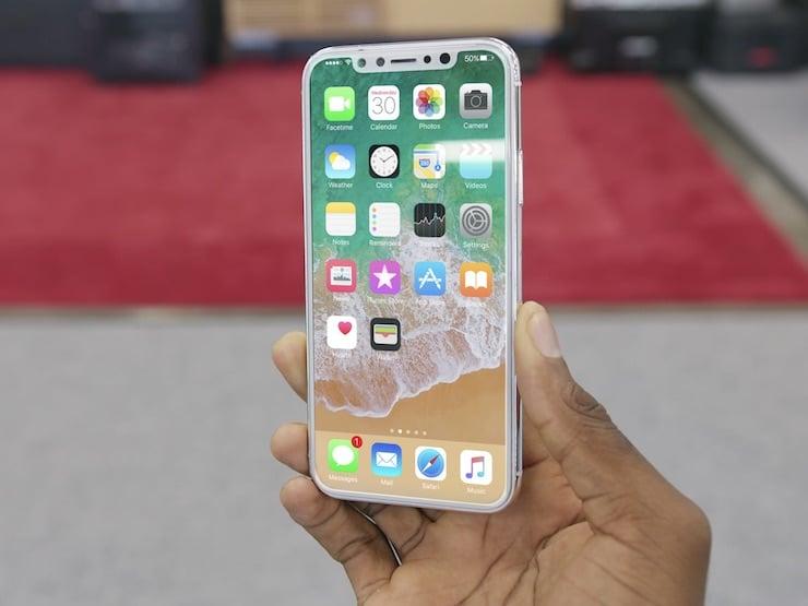 iPhone 8-как смартфон будет выглядеть фото 3