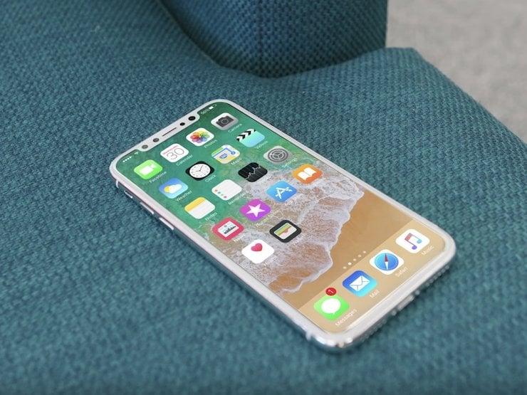 iPhone 8-как смартфон будет выглядеть фото 4